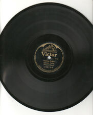 "PEASANT BAND ""Helena Polka / End of The World Polka"" VICTOR 78RPM"