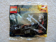 LEGO Lord Of The Rings LOTR - Rare - Uruk-Hai with Ballista 30211 - New & Sealed