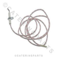 CERAMICA accensione Spark ELETTRODO SENSORE & HT LEAD wire per il gas Deck PIZZA FORNO