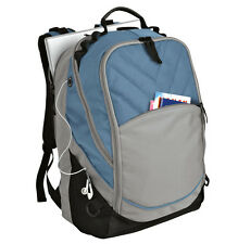 New Laptop Computer Back Pack School Book Backpack Hiking Port Authority Xcape
