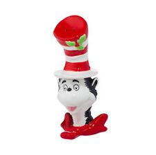 Dept 56 Dr. Seuss CAT IN THE HAT Salt & Pepper #4026652 NIB New 2012