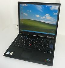 Lenovo Laptop Notebook ThinkPad T60 T5500 1,66 GHz  2GB RAM 500 GB HDD XPP GERMA