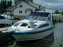 Bayliner Cierra 2550 Boat Canvas 1984-1987 Pick Color