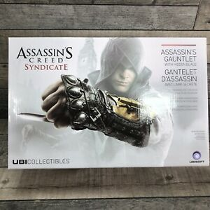 Assassin's Creed Syndicate Gauntlet Hidden Blade Glove Cosplay