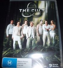 The Cult Series (Renato Bartolomei Latham Gaines) (Aust Region 4) TV DVD – New