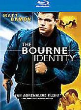 The Bourne Identity (Blu-ray, 2009)