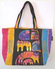 Laurel Burch - Shoulder Tote Bag - Fantastic Feline Totem - NWT