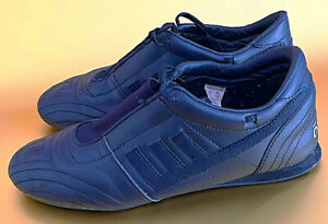 Otomix Max 100 Men's Leather Low-top Martial Arts Karate Rugby Shoes Men's 9.5