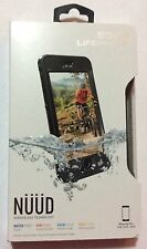 LifeProof Nuud Series Waterproof Case for iPhone 6s Plus (5.5 inch) - Black