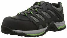 Golden Retriever Men's Oxford Ankle Boot, Black/Gray, 11 M US