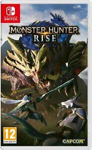 Monster Hunter: Rise (Switch) Brand New & Sealed UK PAL