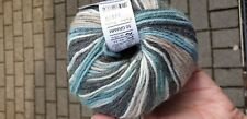9 knäul ONline Wolle Livana Color, 50g, ca. 125m gesamt 450g22,00