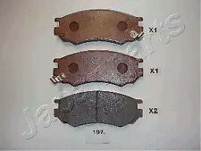 Top Quality Brake Pad Set  WCPPA-197AF