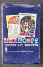 BASKETBALL BOX 1990 NBA HOOPS Series I Mark Jackson / Menedez Brothers #A7L