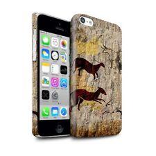 Housses et coques anti-chocs marron iPhone 5c pour téléphone mobile et assistant personnel (PDA)