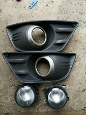Ford Fiesta Mk6 St150 Front Fog Lights And Surrounds