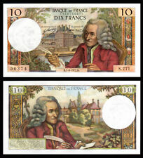 Billet France - 10F Voltaire - 01.06.72 - S 771 - NEUF - Fay : 62.56