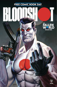 Free Comic Book Day 2019 - BLOODSHOT SPECIAL - UNSTAMPED FCBD, Valiant