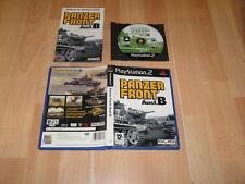 PANZER FRONT AUSF.B DE ENTERBRAIN - 505 GAMES PARA LA SONY PS2 EN BUEN ESTADO