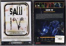 SAW IV -  2007 - 89 mn - NEUF