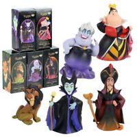 5pcs/lot Princess Figures Lion King Maleficent Aladdin Genie Jafar The Little Me