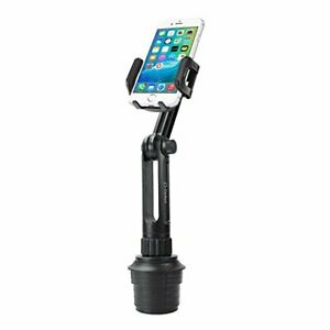 Cellet PH650 Car Cup Holder Mount Compatible for Apple iPhone 13 Pro Max Mini...