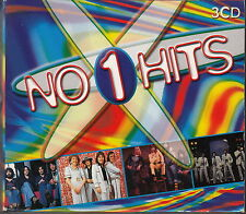 Compilation ‎BOX 3xCD No 1 Hits - Europe (EX/EX)