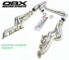 OBX Exhaust Header Fits 2013 thru 2017 Ram 1500 5.7L HEMI Pickup Dodge 8 Speed