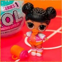 LOL Surprise Series 1 HOOPS MVP Basketball Athlete Girl Doll New Authentic MGA