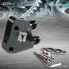 An10 Oil Cooler Adapter Fit For Ls1 Ls2 Ls3 Holden Commodore Vt Vx Vy Vz Ve 5.7L