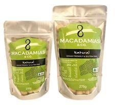 Natural Macadamia Nuts - 135g, 275g & 1.25kg