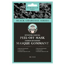 4 Pack Black Charcoal Peel-Off Face Mask Blackheads Deep Cleansing Pore Danielle