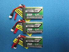 3 SYMA X5C LIPO UPGRADE 750mAh NANO-TECH 1S 3.7V BATTERY 500mAh 600mAh 650mAh RC