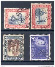 SOUTH WEST AFRICA, postmarks Luderitz, Swakopmund, Marienthal, Omaruru (D)