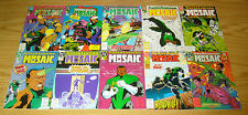 Green Lantern: Mosaic #1-18 VF/NM complete series - john stewart - afrocentric