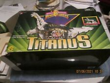 Mighty Morphin Power Rangers The Return of Titanus