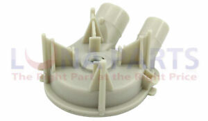 Part WP3363394 New Washer Drain Pump Fits Kenmore Sears