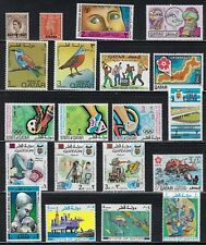 Qatar - Collection of Mnh Stamps.R 8O13
