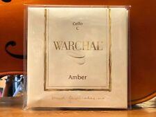 Warchal AMBRE 4/4 Violoncelle Cordes Lot STRINGS LOT