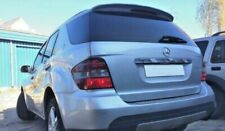 Roof Extention Spoiler For Mercedes Benz ML W164 Tail Wing