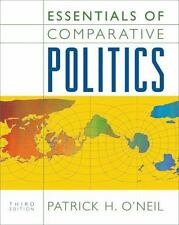 Essentials of Comparative Politics by Patrick H. O'Neil (2009, Paperback)