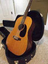 1964 C.F. Martin D12-20 12 String Vintage Acoustic Guitar with New HSC
