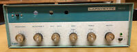 Lafayette Tube Amp PA675 Untested Needs Tubes For Parts Or Repair