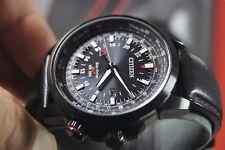 Citizen Eco-Drive BJ7076-00E Pilot watch GTM DIVERS 200M  (62)