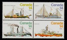 CANADA  SCOTT# 779A (SCOTT#'s 776-779) MNH SHIP TOPICAL/ ICE VESSELS ST. ROCH TR