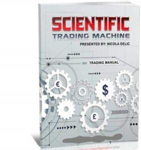 Scientific Trading Machine by Nicola Delic,the fastest way to make money on FX