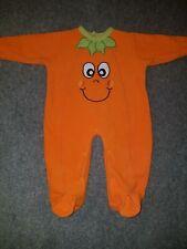 Baby Halloween Pumpkin Costume 3-6 Months