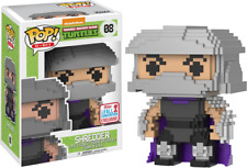 POP 8-Bit: Teenage Mutant Ninja Turtles-Shredder Vinilo Figura #8 NYCC 2017 Exc