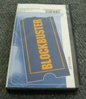 Blockbuster Video Official VHS Clamshell 29 PALMS Boise Idaho Case Thriller Cop