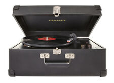 Crosley Cr6249a Keepsake Portable USB Turntable (black)